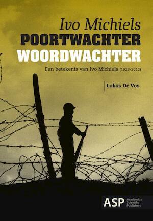 Poortwachter woordwachter - Lukas De Vos