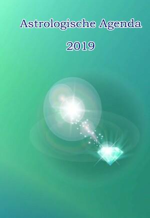 Astrologische agenda 2019, ringband -
