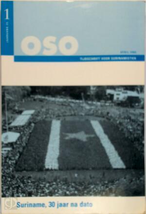 Oso. Tijdschrift voor Surinamistiek -
