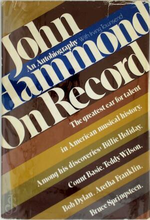 John Hammond on record - John Hammond, Irving Townsend