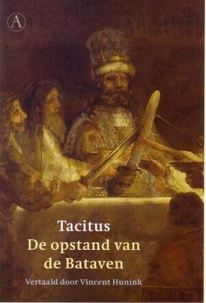 De opstand van de Bataven - Tacitus