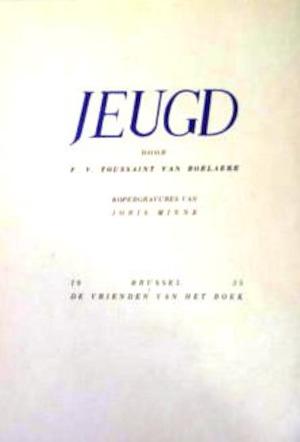 Jeugd - Ferdinand v. Toussaint Van Boelare, Joris [ill.] Minne