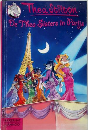 De Thea sisters in Parijs - T. Stilton
