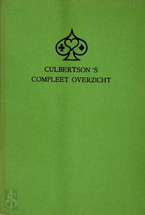 Culbertson's compleet overzicht - Ely Culbertson