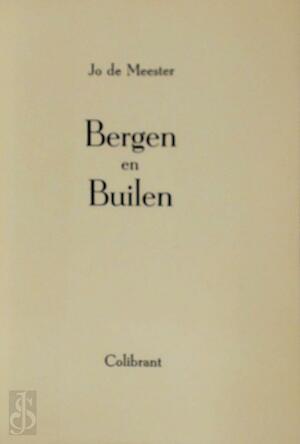 Bergen en Builen - Jo de Meester