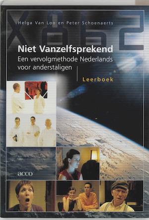 Niet vanzelfsprekend Leerboek - Helga Van Loo, Helga Van Loo, Peter Schoenaerts, Peter Schoenaerts