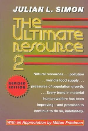 The Ultimate Resource 2 - Julian L Simon
