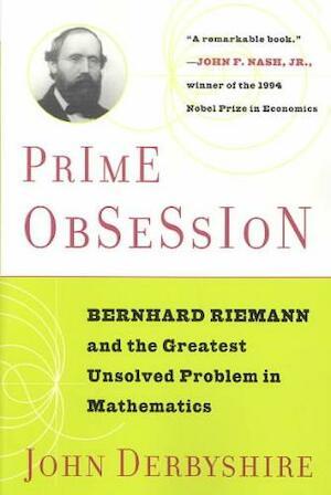 Prime Obsession - John Derbyshire