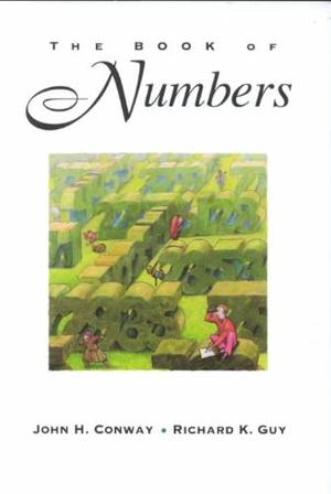 The Book of Numbers - John Horton Conway, Richard K. Guy