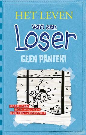 Het leven van een Loser 6 - Geen paniek! - Jeff Kinney