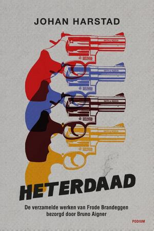 Heterdaad - Johan Harstad
