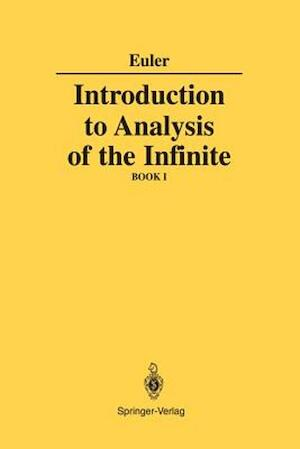 Introduction to Analysis of the Infinite - Leonhard Euler