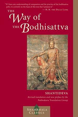 The Way of the Bodhisattva - Shantideva