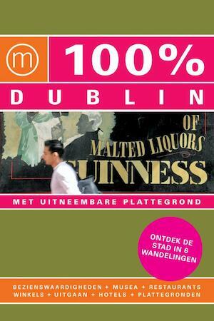 100% / Dublin + stadsplattegrond - Dominique Lenferink