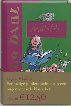 Matilda jubileumeditie - R. Dahl