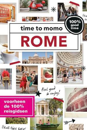 Time to momo Rome - Tessa D. M. Vrijmoed