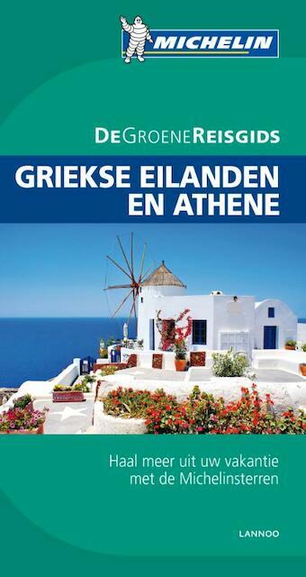 Griekse eilanden en Athene -
