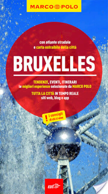 Bruxelles. Con atlante stradale - Sven-Claude Bettinger
