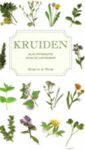 Kruiden - Marcus A. Webb, Willemien Vrielink