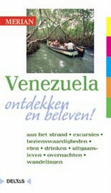 Merian Live / Venezuela ed 2008 - G. Froese, Susanne Asal