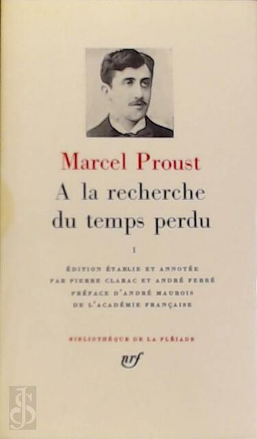 A la recherche du temps perdu - 3 tomes - Marcel Proust