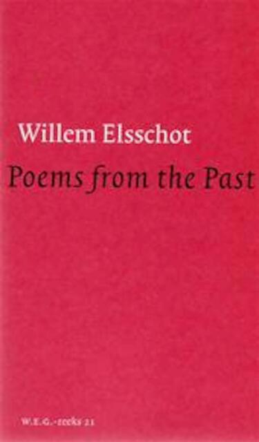 Poems from the past - Willem Elsschot