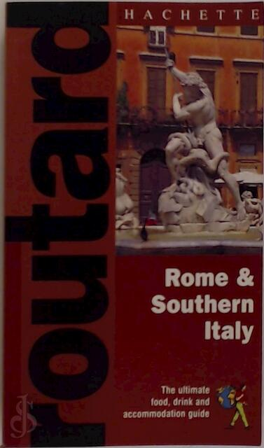 Rome & Southern Italy - Hachette, Hachette Staff