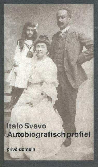 Autobiografisch profiel - Italo Svevo