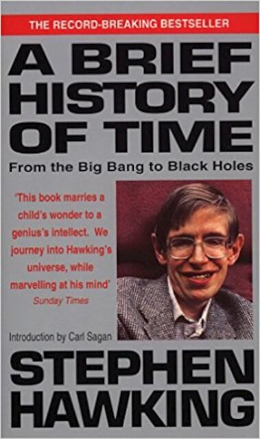 A brief history of time - Stephen W. Hawking