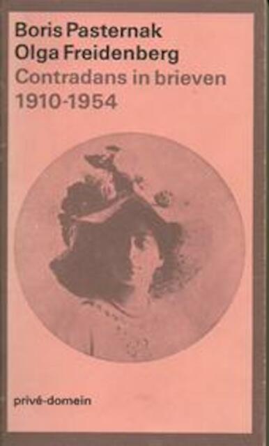 Contradans in brieven 1910-1954 - Boris Pasternak, Olga Freidenberg