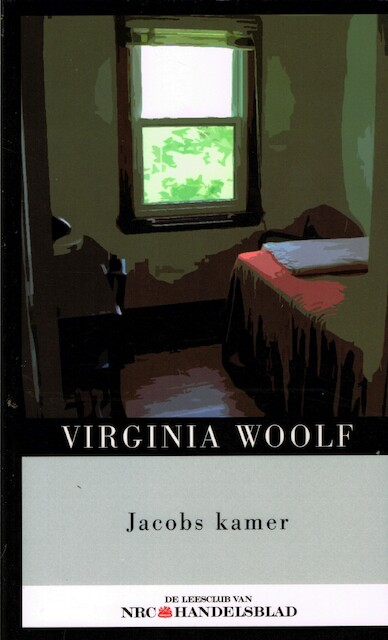 Jacob's kamer - Virginia Woolf