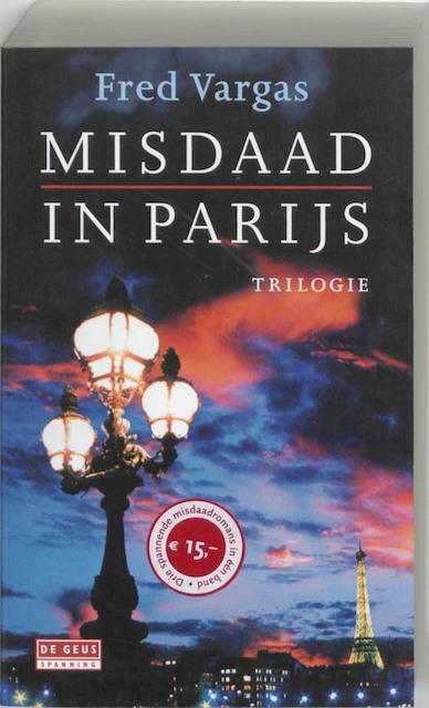 Misdaad in Parijs - Fred. Vargas