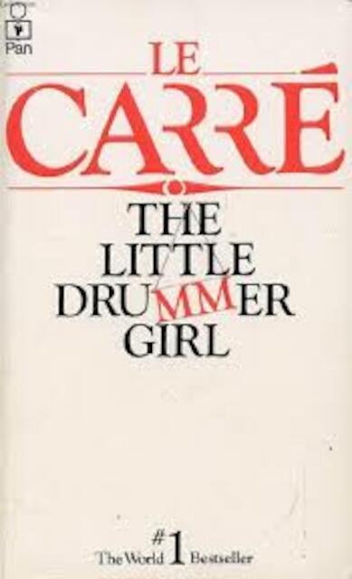 The little drummer girl - John le Carre