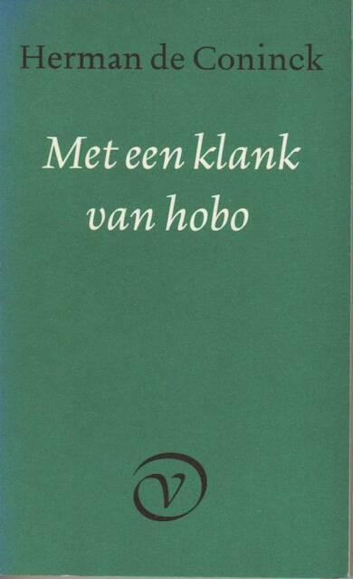 Met de klank van een hobo - Herman De Coninck