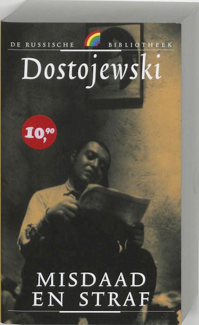Misdaad en straf - F.M. Dostojewski