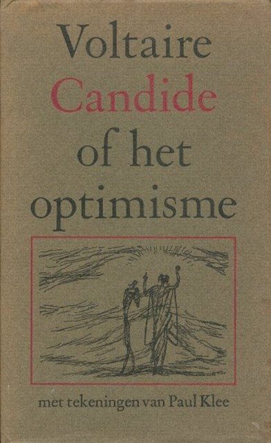 Candide of het optimisme - Voltaire