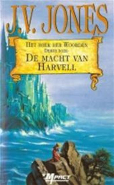 De macht van Harvell - Julie Victoria Jones, Annemarie Lodewijk