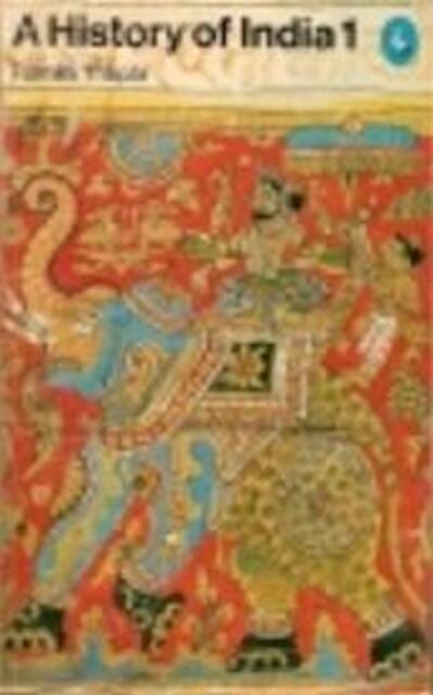 A history of India - Romila Thapar, Thomas George Percival Spear