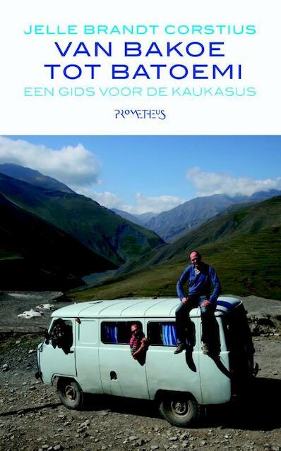 De bergen achter Sotsji - Jelle Brandt Corstius