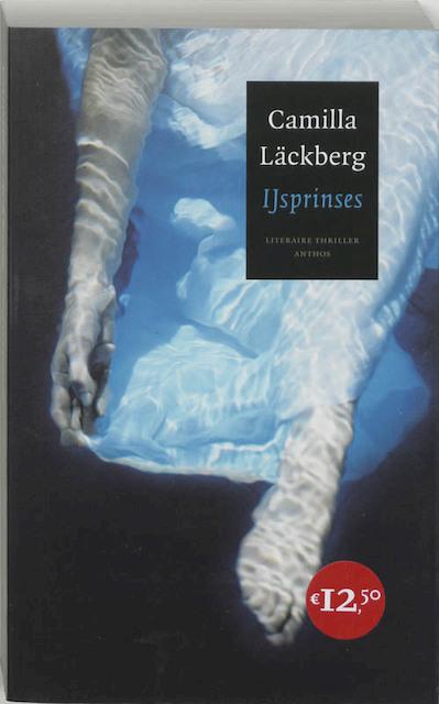 IJsprinses - Camilla Läckberg