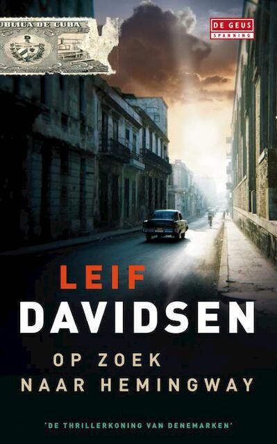 Op zoek naar Hemingway - Leif Davidsen