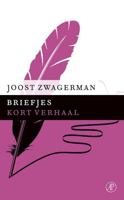 Briefjes - Joost Zwagerman