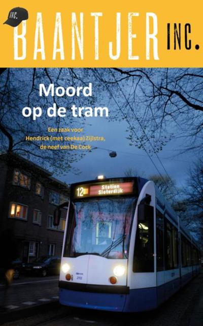 Moord op de tram - Baantjer Inc.