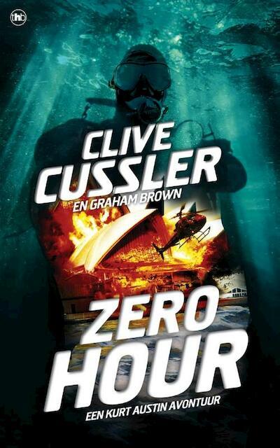 Zero Hour - Clive Cussler, Graham Brown