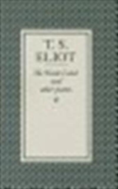 Waste land - Eliot T