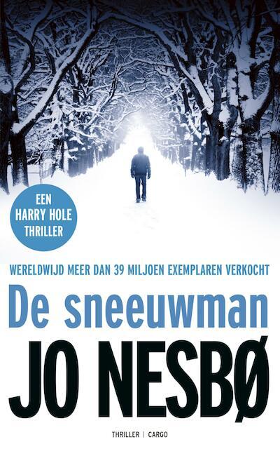 De sneeuwman - Jo Nesbø