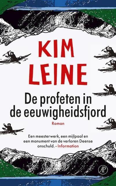De profeten in de Eeuwigheidsfjord - Kim Leine