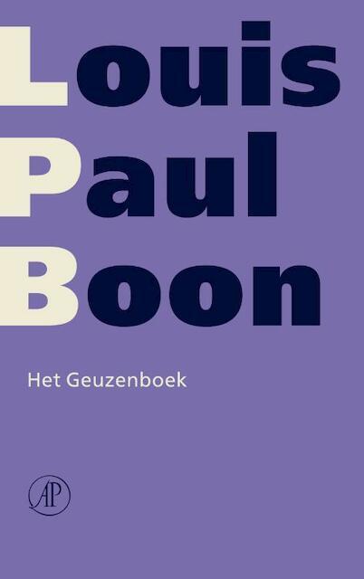 Het geuzenboek - Louis Paul Boon, Kris Humbeeck