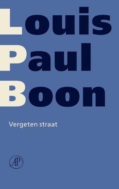 Vergeten straat - Louis Paul Boon