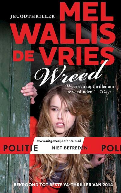 Wreed - Mel Wallis de Vries